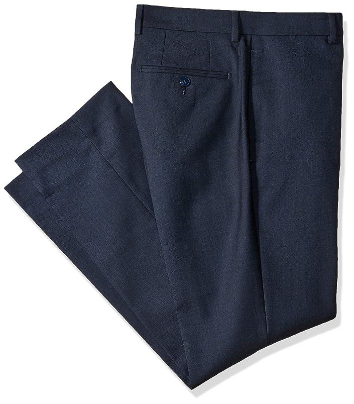 Calvin Klein Men's X Performance Slim Fit Flat Front Dress Pant xh886810891