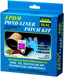 Cofair PLKIT Tite Seal EPDM Pond Liner Repair Kit