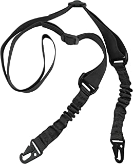 Back At Dark - 30 Gun Sling, Tactical Gun Sling, Gun Slings, Tactical Gun Slings, Adjustable Gun Sling with 2 Metal Hooks, Gifts for Men, for Dad, Two Point Gun Sling