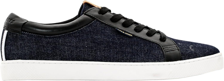 Jack & Jones Mens Sable Denim Sneaker shoes Pumps Trainers Designer