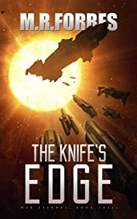 The Knife's Edge (War Eternal Book 3)