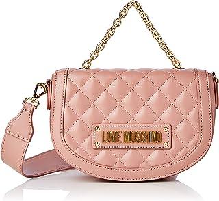 Love Moschino Damen Quilted Nappa Pu Handtasche, 15x10x15 Centimeters (W x H x L)