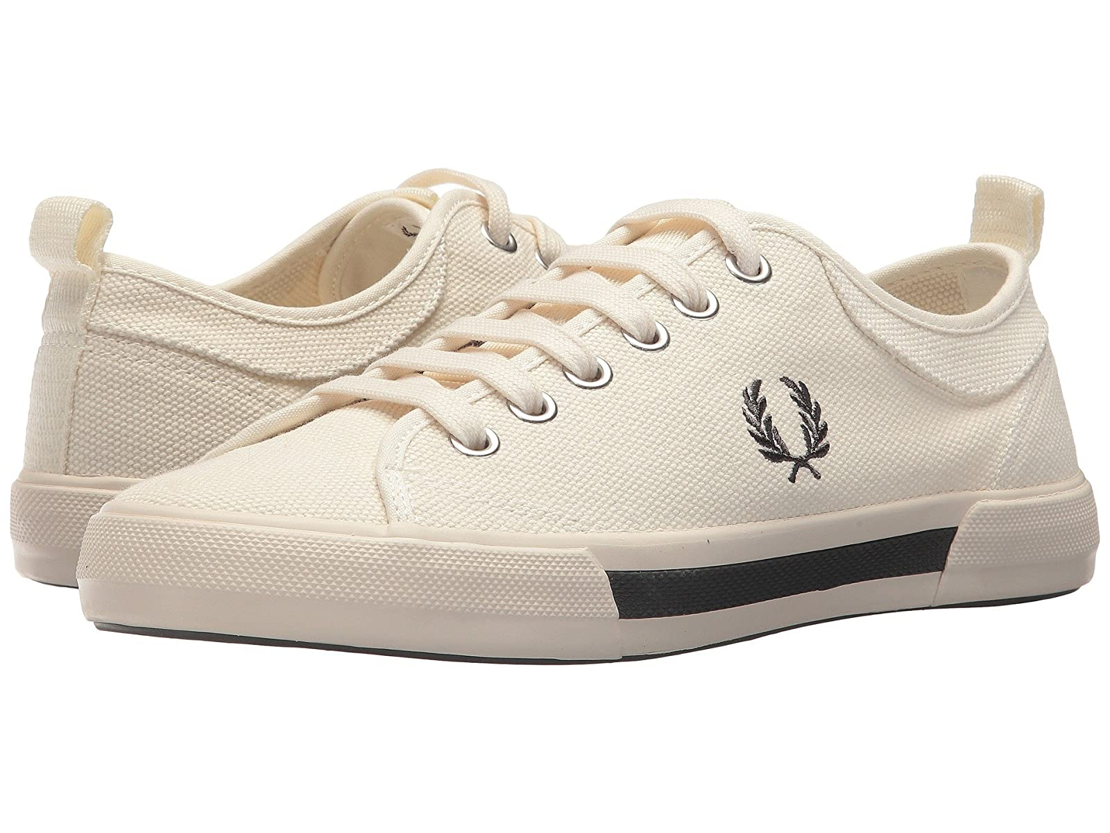 Fred Perry Horton CanvasAtmospheric grades have affordable shoes