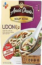 Annie Chun's Udon Soup Bowl, 5.9 oz, PACK OF 6
