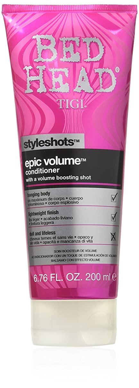 ハシーロンドン前Tigi Bed Head Styleshots Epic Volume Conditioner 200 ml (並行輸入品)