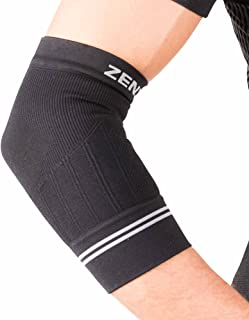 Zensah Compression Tennis Elbow Sleeve for Elbow Tendonitis, Tennis Elbow, Golfer's Elbow - Elbow Support, Elbow Brace