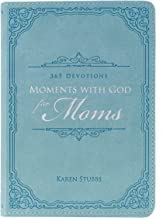 Moments with God for Moms - LuxLeather Edition