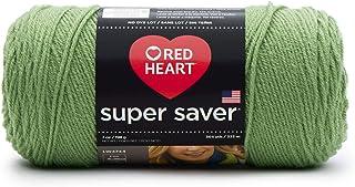 Red Heart Super Saver Yarn Tea Leaf E300-624