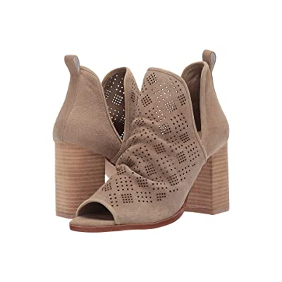 Chinese Laundry Sacred (Stone Taupe Split Suede) Women