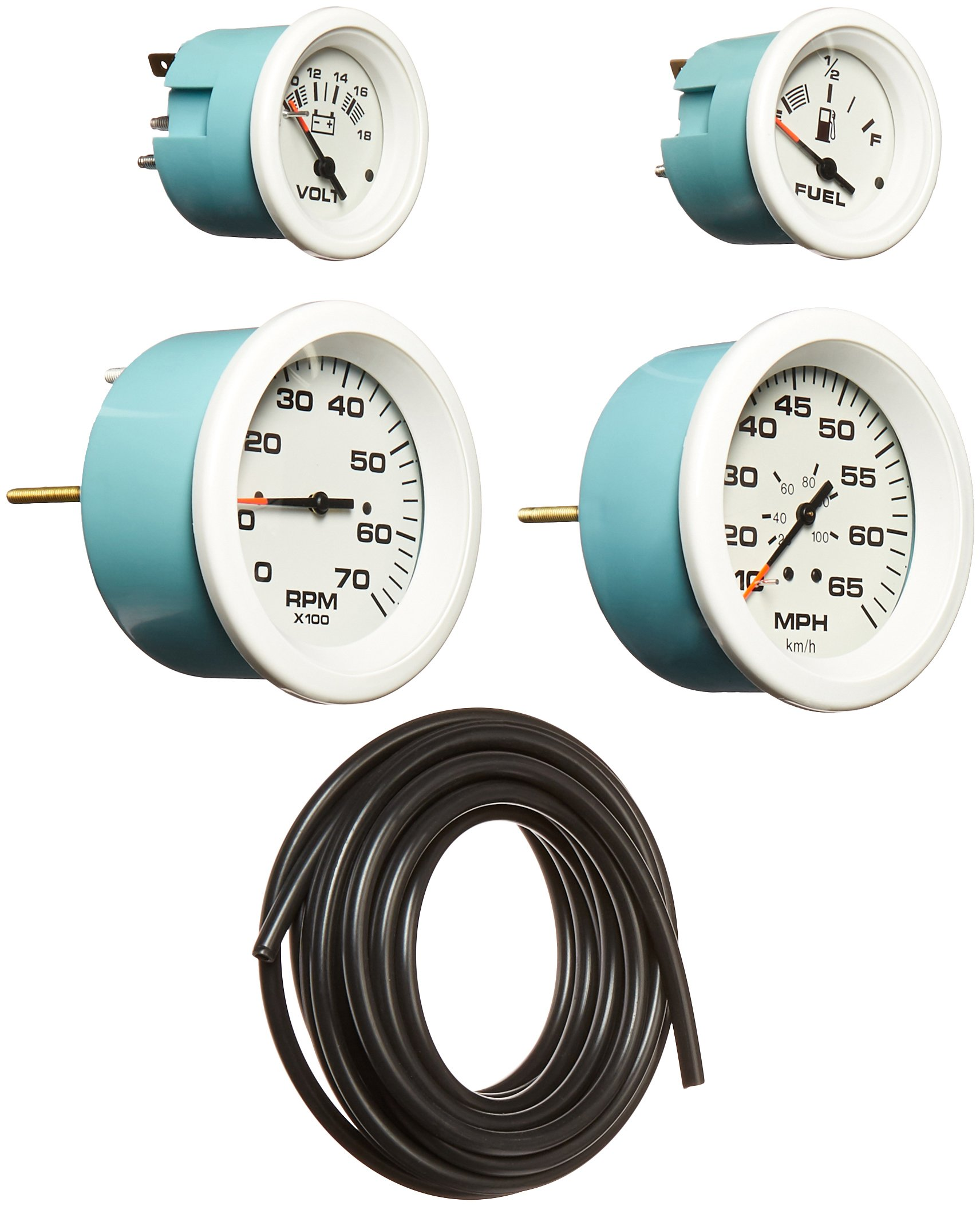 boat gauges set amazon com