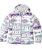 Timeless Hoodie Synthetic Down Jacket (Big Kids)