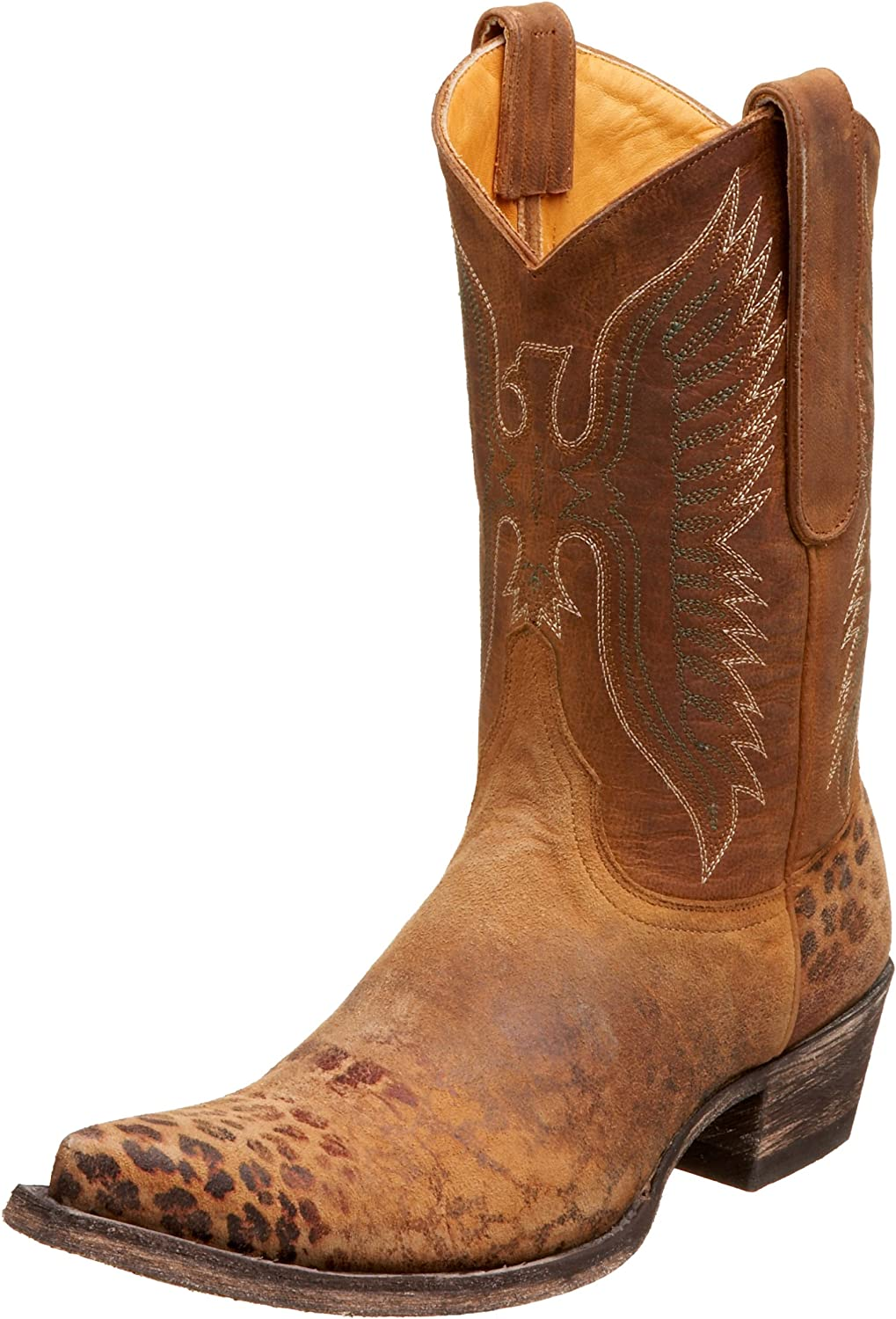 Old Gringo Women's L172-16 Daily bargain sale Cowboy Boot Eagle Max 66% OFF Stitched