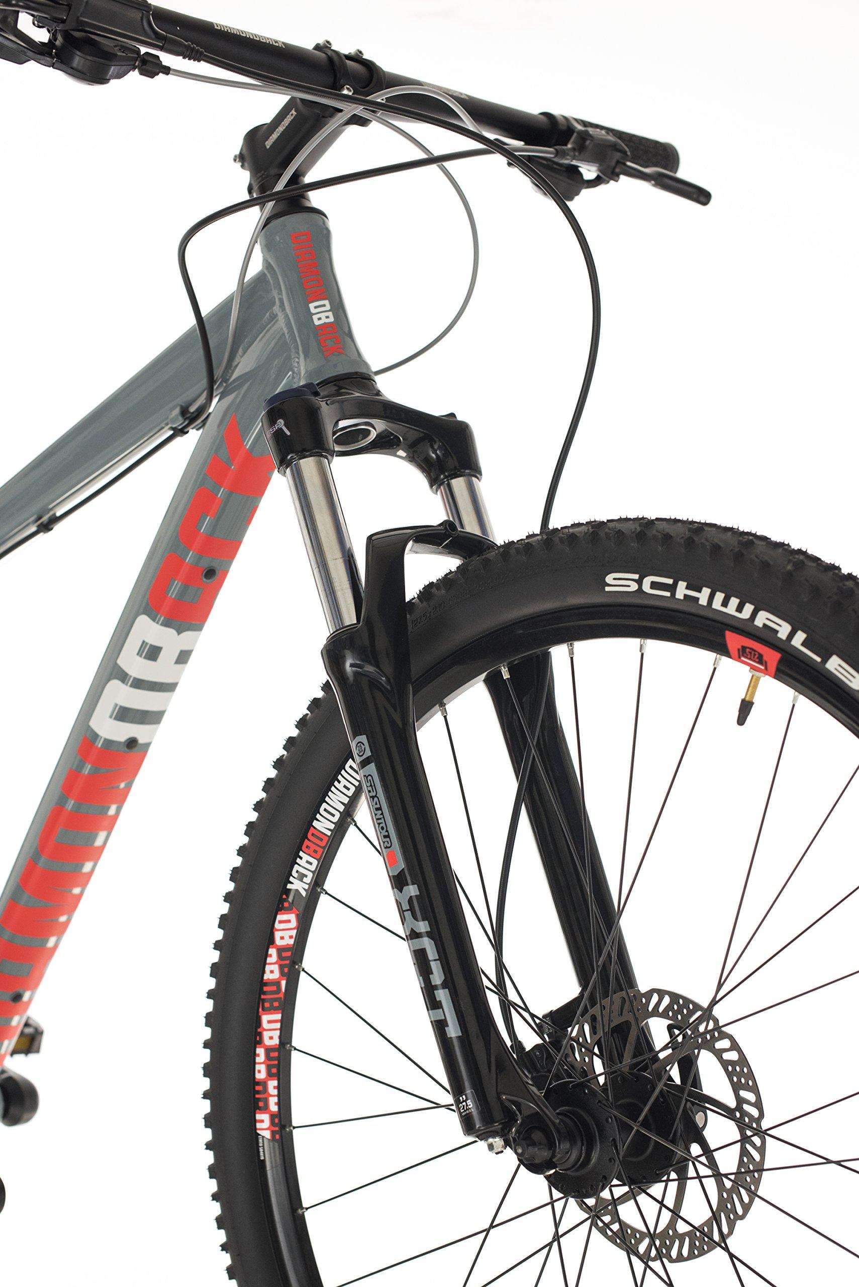 Diamondback – bicicleta de montaña Sync 3.0 de 27,5 pulgadas 14 HT ...