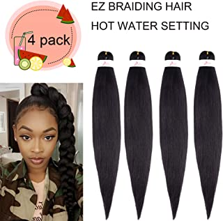 Ayana Pre-Stretched Braiding Hair 24