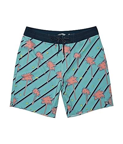 Billabong Sundays Pro 19 Boardshort (Seagreen) Men