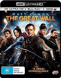 The Great Wall (4K Ultra HD + Blu-ray)