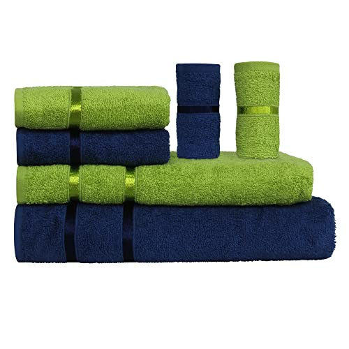 db26e2ff51 Towel Set  Buy Towel Set Online at Best Prices in India - Amazon.in