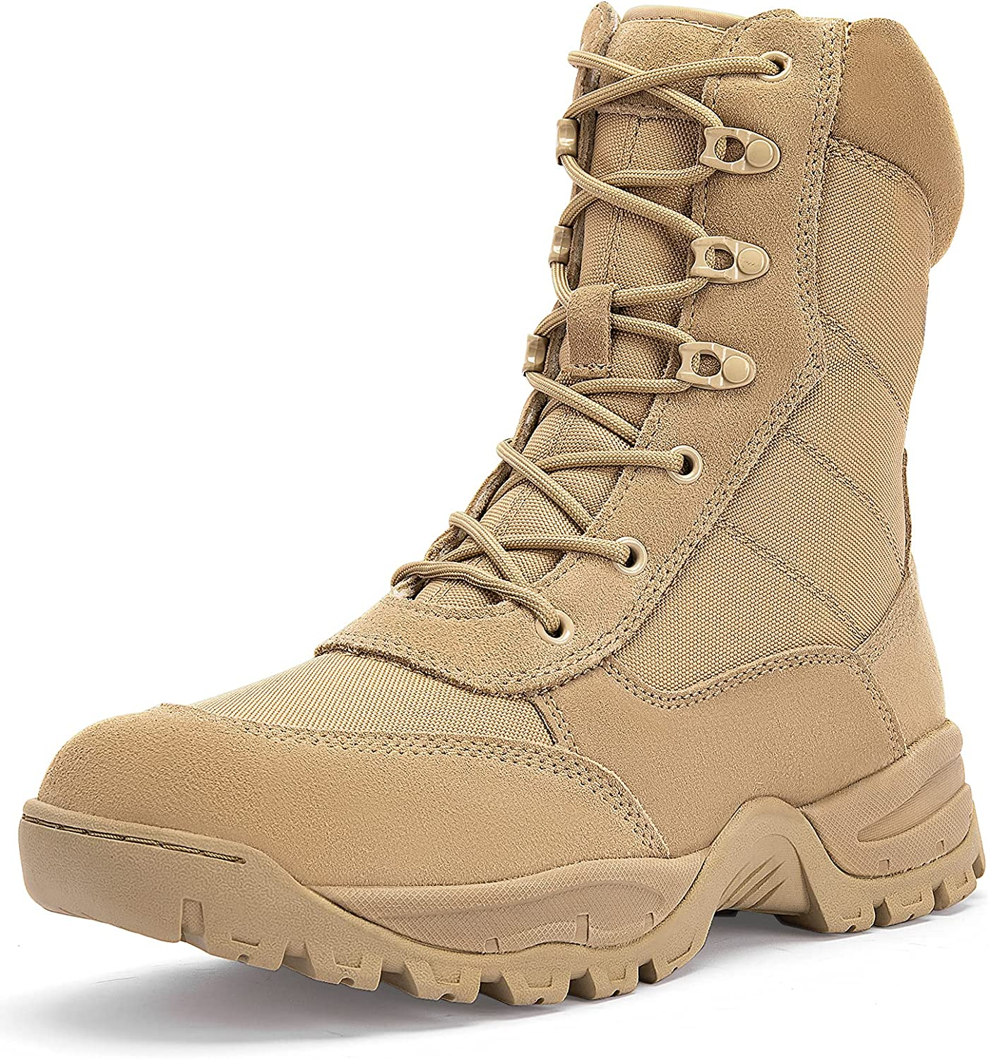 Ranking TOP10 Men's 8'' Military New Orleans Mall Tactical Boots Resistant Water Outdoor