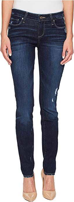 Paige - Verdugo Ultra Skinny in Davidson Destructed