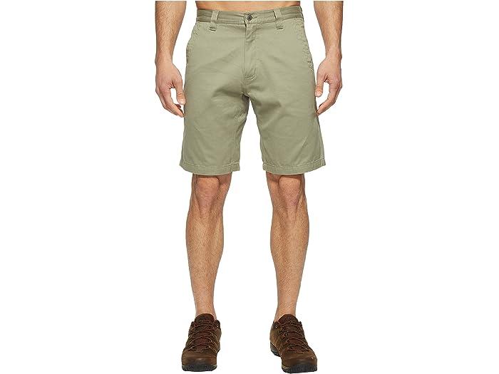 Mountain Khakis Mens Teton Twill Short Slim Fit