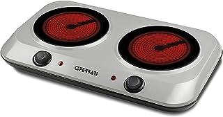 G3Ferrari G10118-Galaxy 2 Réchaud électrique en céramique 2400 W