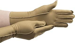 isotoner Therapeutic Compression Gloves, Full Finger, Unisex