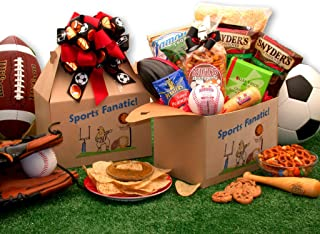 Sports Gift Sports Fan Gift Care Package