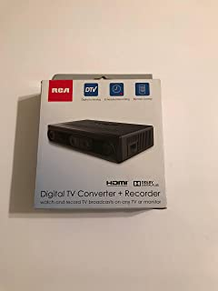 RCA HDMI Digital TV Converter + Recorder