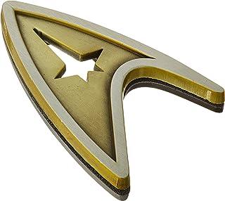 Quantum Mechanix Star Trek Beyond Magnetic Insignia Badge, Command