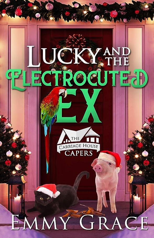 のぞき見旅客発行Lucky and the Electrocuted Ex, Caper #6: Hilarious and Heartwarming Cozy Mysteries (The Carriage House Capers) (English Edition)