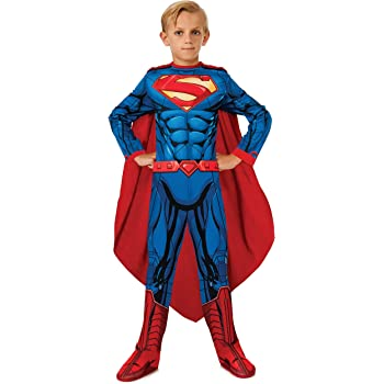 Superman Rubies - Disfraz clásico, Talla M (881298-M): Amazon.es ...