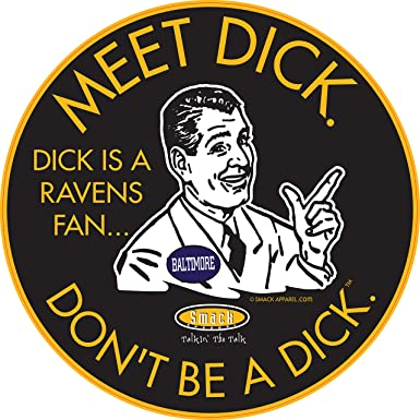 Pittsburgh Football Fans Dont Be a D!ck Anti-Pats Sm-5X Black T-Shirt