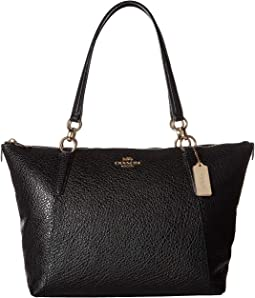 Leather Ava Tote