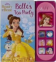 Princess Belle Little Sound Book: 1 (Disney Princess Little Sound B)