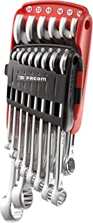 Facom 440 Series Metric Combi Wrench Set 14 Piece