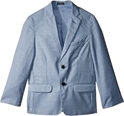 Striated Sharkskin Jacket (Big Kids)