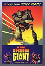 Iron Giant Exclusive 1999 San Diego Comic Con Comic Book DC/Warner Bros
