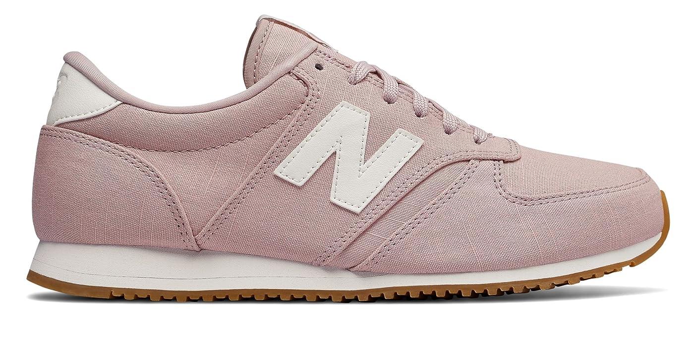 走る良心的底(ニューバランス) New Balance 靴?シューズ レディースライフスタイル 420 70s Running Faded Rose with Sea Salt ローズ シー ソルト US 8.5 (25.5cm)