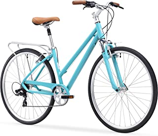 sixthreezero Hybrid-Bicycles sixthreezero Pave N' Trail Women's Hybrid Bike