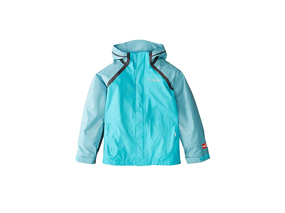 Columbia Kids Outdry Hybrid Jacket (Little Kids/Big Kids) (Geyser) Girl