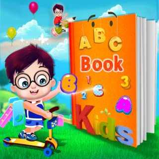 Preschool Basic Skills - Kindergarten Learning Matching and ABCs Reading A to Z Games for Kids - Learn Alphabets letters w...