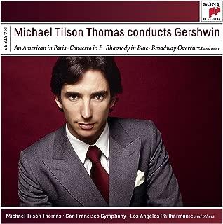Michael Tilson Thomas Conducts Gersh Win