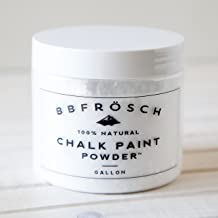 BB Frösch DIY Chalk Paint Powder! Pick your brand, pick your color, for furniture, cabinets, and more. Easy to use, mix with any latex paint! 100% natural!