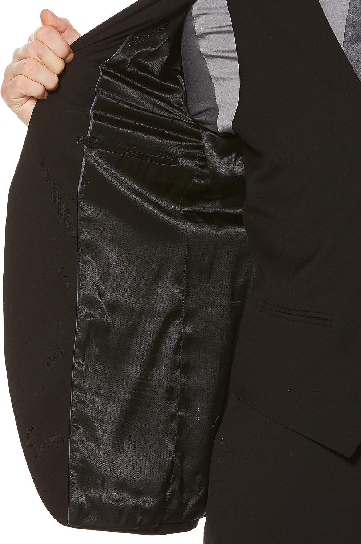 Perry Ellis Men's Slim Fit Solid Suit Jacket