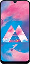"Samsung Galaxy M30 6.4"" 5000 mAh 64GB GSM Unlocked Smartphone - No CDMA - No Warranty (Gradation Black)"