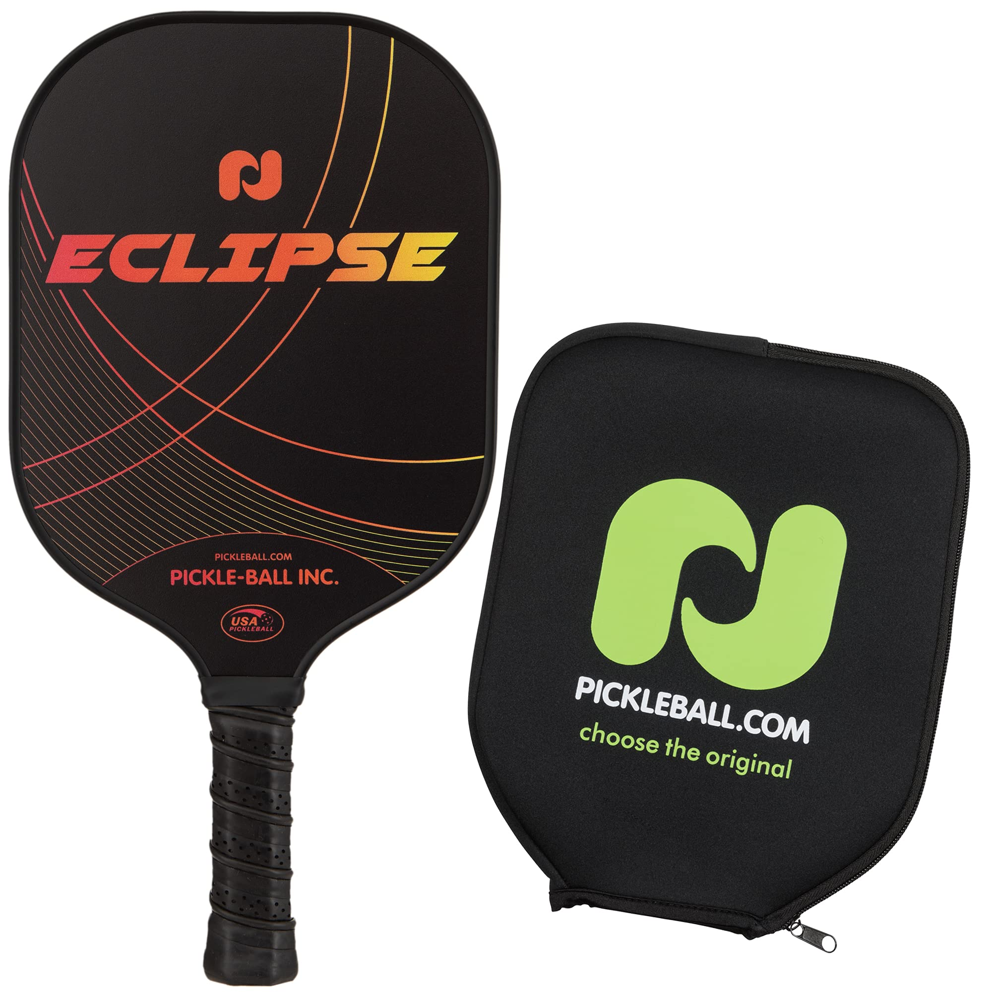 Champion Eclipse Graphite Pickleball Paddle Polymer Ho -TLPZ