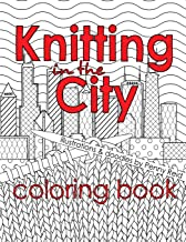 Knitting in the City Coloring Book (8)