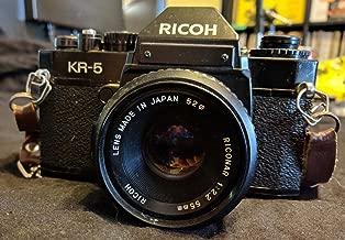 Ricoh KR-5SV Film Camera Body
