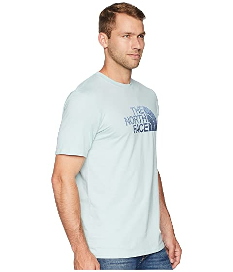 The North Face Short Sleeve 1/2 Dome Tee Blue Haze Free Shipping Shop Offer f7sEqOF8t