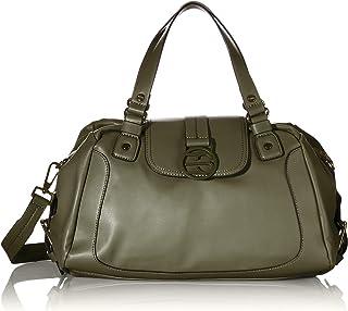 ESPRIT Hallie T.: City-Bag mit Schulterriemen, vegan